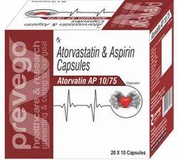 Atorvastatin And Aspirin Capsules