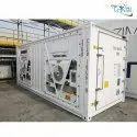 Crystal Blast Freezer 4000 Kg/day
