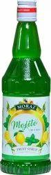 Moraz Glass Bottle 750 ml Mojito Fruit Syrup
