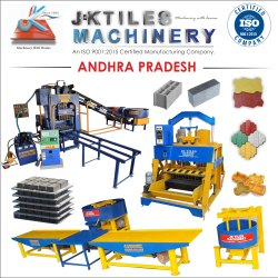 Cement Blocks Making Machine