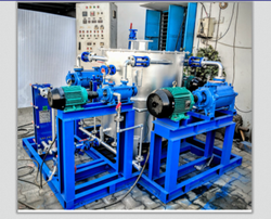 4HP Water Ring Vacuum Pump