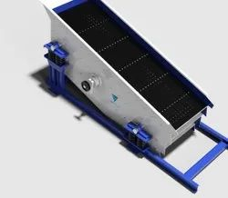 Electromagnetic Shaker Screen Circular Vibrating Screen, for Chemical Industry