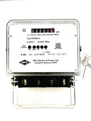 5 A Three HPL Dual Source Energy Meter, Model Name/Number: Ppem 01, 3*240 V