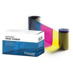 ID Card Printer Datacard 534700-001-R002 YMCKT Color Ribbon 250 images