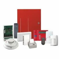 Copper Fully Automatic Honeywell Fire Alarm System