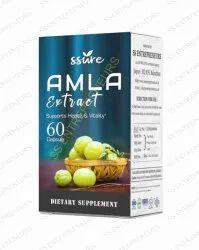 Ssure Amla Capsule For Vitamin C Effeciency