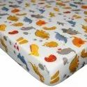 100% Cotton Crib Fitted Sheet. Ultra-Soft Fitted Crib Sheets