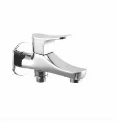 Silver C.P Brass Cera 2- Way Bib Cock, For Bathroom Fitting