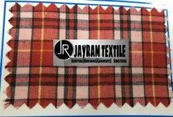Sangli Checks School Uniform Fabric