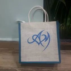 Printed Fancy Jute Bag