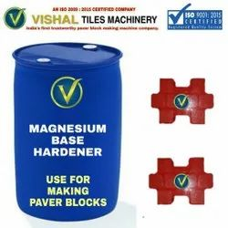 Magnesium Base  Interlocking Tile Hardener Chemical