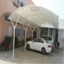 Car Parking Polycarbonate Shed