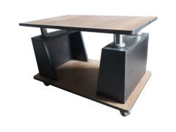 Brown Designer Wooden Center Table
