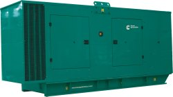 C350D5 Cummins 350 KVA Three Phase Diesel Generator, 415V