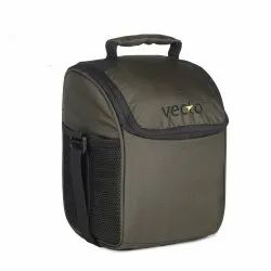 Plain Unisex Vecto Foodie - Olive Green Waterproof Lunch Bag For Office