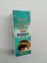 Brimonidine Tartrate 0.2% Eye Drops