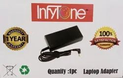 COMPATIBLE LAPTOP ADAPTER FOR TOSHIBA 19V 3.42A
