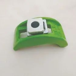 YanTong Green C Type Mould Clamps(M16) For Plastic Injection Moulding Machine