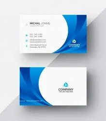 Paper Business Card Printing Service