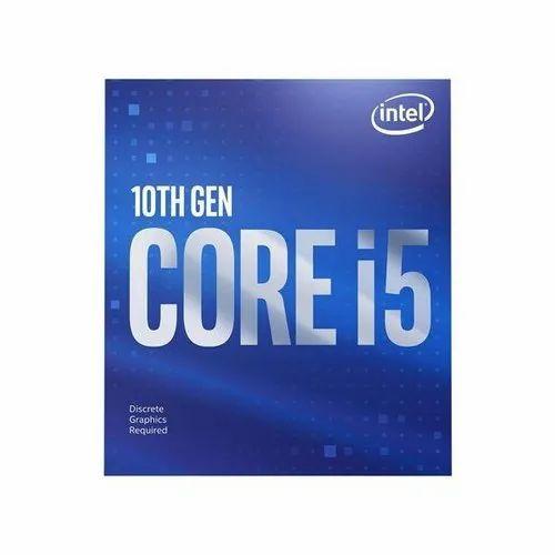 10th Gen Intel CORE I5 Processor
