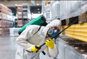 Spray Chemical Based Industrial Pest Control