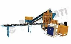 Paver Block And Tiles Making Machine