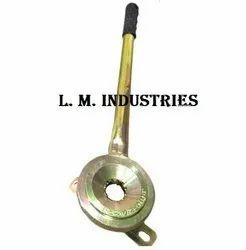 Iron LED Bulb Punching Machine