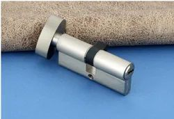For Door Fitting 90mm Brass Cylinder Lock
