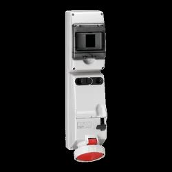 Legrand Combined Unit With Interlock Switched Socket