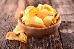 Fried Spicy Aloo Chips