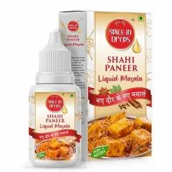 Spice in Drops Shahi Paneer Masala, Packaging Size: 25 ML, Packaging Type: Box