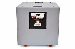 Semi-Automatic Iron Servo Voltage Stabilizer, (140-270 ) V, 5 Kva