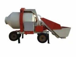Electric Reversible Concrete Mixer, 1100 Kg