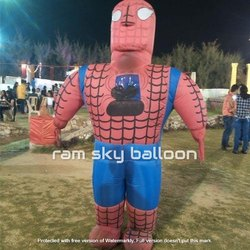 Cartoon Inflatable Walking
