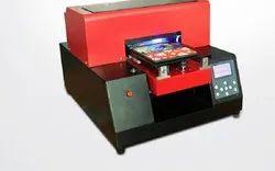A 4 UV Flatbed Digital Printer