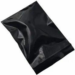 Black Self Lock Bags