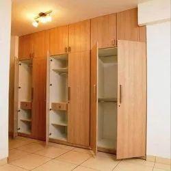 Wooden Wardrobe Designing Service