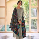 Jam Cotton Print Dress Material-8 Pcs