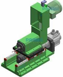 SHS-12 Servo Slide Type Drilling Head