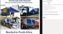 DTH 600 Skid Mounted Water Well Drilling Rig for Sale