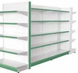Mild Steel Metal Storage Rack