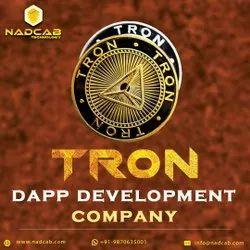 React Js Regular Tron Smart Contract Software Development, Development Platforms: Blockchain Technology