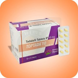 Toptada 10mg Tablets