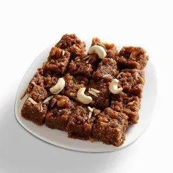 Almond,Cashew Pure Doda Burfi, Packaging Size: 5 Kg, Packaging Type: Box