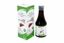Unique Liver and Enzyme Syrup