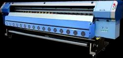 CK8 Solvent Flex Printing Machine