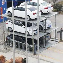 Hydraulic Car Parking System