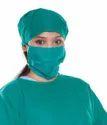Linen Cap & Mask
