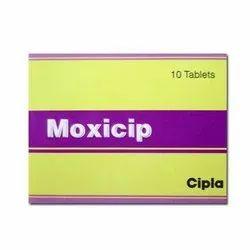 Moxicip Tablet (Moxifloxacin)