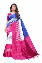 Printed Party Wear Art Silk Sarees